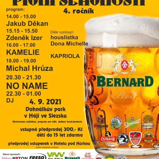 Hájecké pivní slavnosti